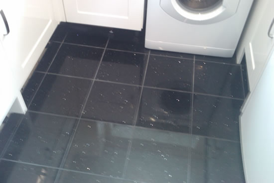 Specialist Floor Tiling Carried Out By Mr Parker Builders